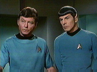 Dr. McCoy & Mr. Spock